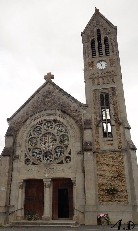 Eglise ste therese de pont d 39 ouilly - Eglise sainte therese guilherand granges ...